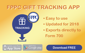 Download FPPC Gift Tracking App